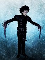 Edward Scissorhands Halloween Costume 2012 by JooSkellington