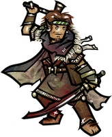 PFS Characters- Evan Boattender by WhoDrewThis