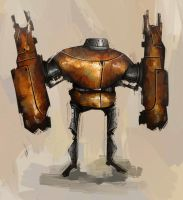 Strongbot 3 by Zacrificial