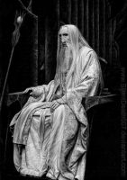 :SARUMAN: by Angelstorm-82
