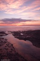 Point Lonsdale Sunset 2 by DanielleMiner