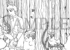 FMA: Red Riding Hood special 1 sample by c0ralus