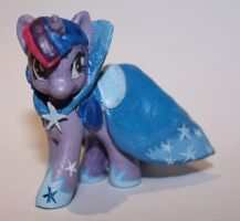 Twilight Sparkle Gala blind bag Custom by Atrensis