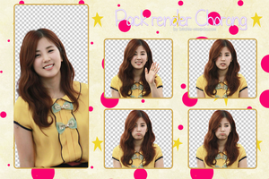 [021113] Pack render Chorong by bitchie-mie