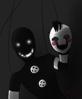 Behind the mask by kittychan1997