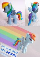 Show Accurate Rainbow Dash Hair by Shattered-Earth