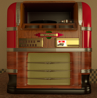 Jukebox Front by cctrevis