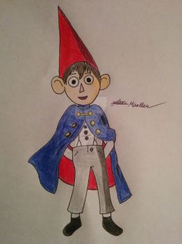 Wirt from Over The Garden Wall by yahoo201027
