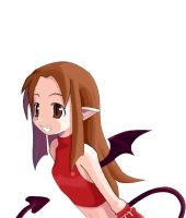 Me in Disgaea by AkkiLi