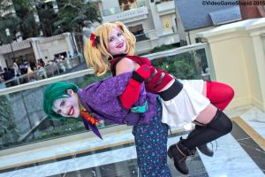 Katsucon 2015 - Jester and Clown(PS) 13 by VideoGameStupid