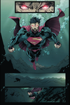 Superman Unchained 24 by TiagoMontoia