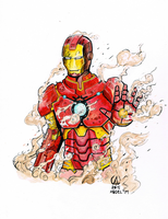 Ironman by Sollaw