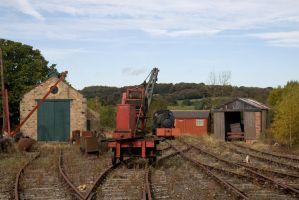 Beamish steam stock 7 by Random-Acts-Stock