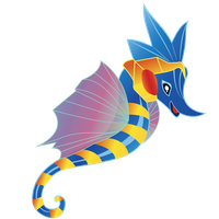 Arrow G4 Seapony from Aquastria by AquaticNeon