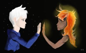 Jack Frost - I Can't Touch You by titan-rising