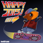 Happy 2015! by JoeGPcom