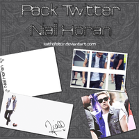 Pack Twitter Niall Horan by KatheFelton