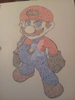 Super Mario! by Jaime-Alice
