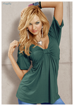 Candice Swanepoel Colorize by StarlightSophie