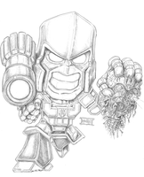 Megatron by Xpendable