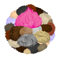 Tribble Button by Shinyako