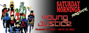SATURDAY MORNINGS FOREVER: YOUNG JUSTICE 2 by WOLVERINE25TH