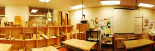 The Woodshop by Hxes
