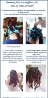 1780's hairstyle tutorial by Lisette-la-cousette