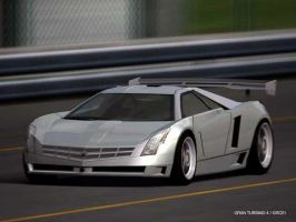 2002 Cadillac Cien by tybee