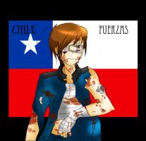 LEVANTATE CHILE... TU PUEDES by Fuko-chan