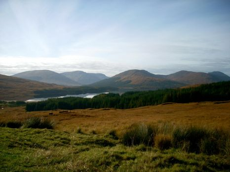 Highlands by lysistratas-peace