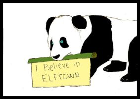 I Believe in ELFTOWN Too by Famous-Panda