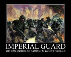 imperial guard what can't they do by theunknownemo