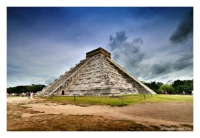 Chichen Itza by Ashale