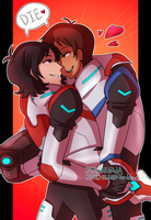 [VLD] Drop Dead Darling! (KlanceWeek) by Jeroine