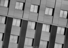 Hotel black and white version by FrancescaDelfino