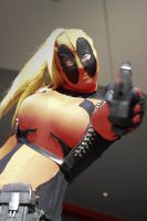 Lady Deadpool II by versidian
