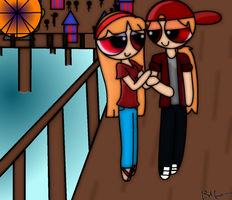 Blossick at the Pier by Butchercup34