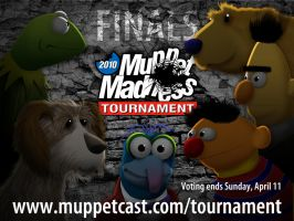 Muppet Madness Finals by dhulteen