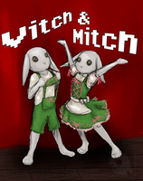 Vitch and Mitch by PhantasmicDream