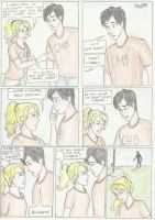 You're a Coward, Percy Jackson. by DanyDaniella