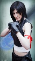 Tifa Lockhart Cosplay by Cosmic-Empress