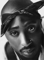 2Pac by Rob-Mcilwain