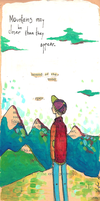 Mountians may be... by Ellesh