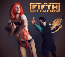The Fifth Element 1 by Tanuki-Tinka-Asai