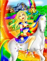 Rainbow Brite by omuryn