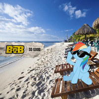 B.o.B - So Good (Rainbow Dash) by AdrianImpalaMata