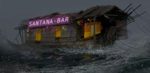 Santana Bar by SpaceMoule