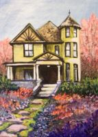 ACEO Hidden Charm #2 by annieoakley64