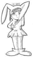 bunny by Ireth21